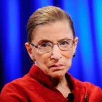 Ruth Bader Ginsburg offers a new excuse for Hillary's loss
