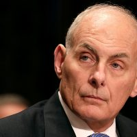 Scary Details Emerge of Physical Confrontation Involving Gen. Kelly & the 'Nuclear Football' During Trump China Visit
