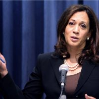WOW! California Democrat Sen. Kamala Harris Cracks DEATH JOKE About President Trump (VIDEO)