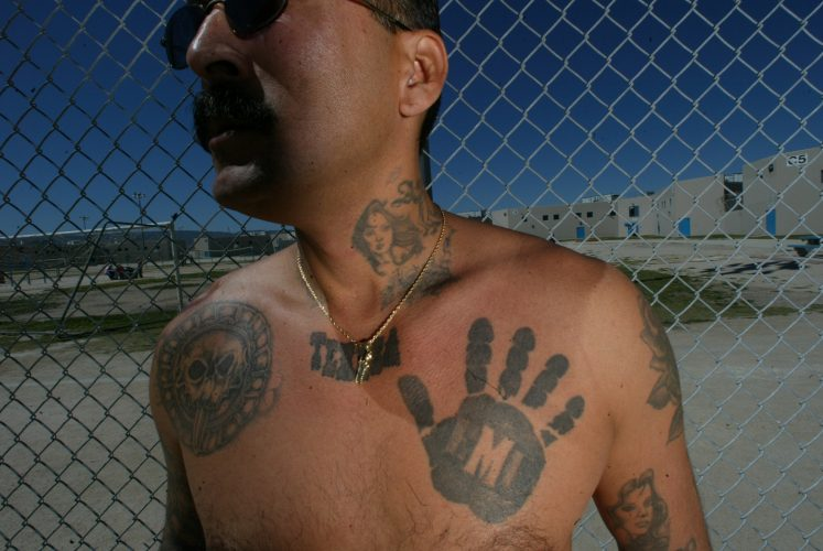 They're All Around: 5 Reasons To Fear The Mexican Mafia - Blunt