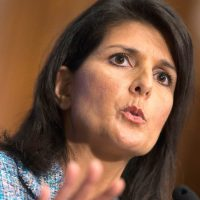 Disgraceful! Globalist Nikki Haley Breaks with Trump – Comes Out in Favor of Mueller Witch Hunt