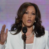 "Kamala Harris: NRA ""Grabbed People by Different Parts of their Body"""
