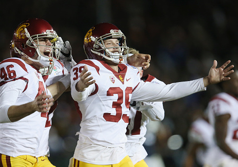 Usc football player wrongfully accused of sexual harassment