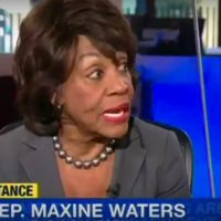 MAXINE WATERS: Trump needs to 'shut up and shut down'