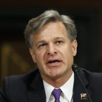 Deep State FBI Director Wray Fights to Delay Release of Strzok-Page Text Messages Until AFTER 2020 Election