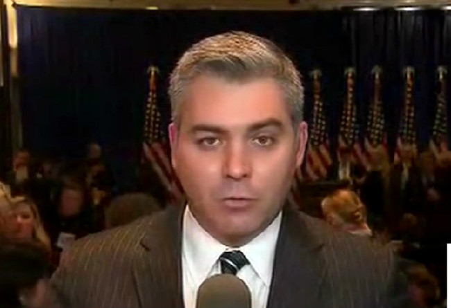 CNN's Jim Acosta Busted for Fake News In Failed Attempt To ...