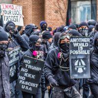 Antifa Thugs Target ICE