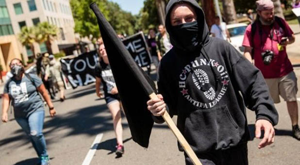 Petition To Recognize 'Antifa' As Official Terror ...