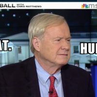 Worried Chris Matthews Tells Democrats To 'Sober Up' For 2020, Fears Another Historic Loss (VIDEO)
