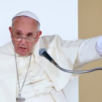 Pope: Christians Should Feel Shame for Global Strife