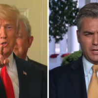 Jim Acosta Throws a Tantrum: Kim Kardashian Shouldn't be Talking at the White House (VIDEO)