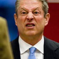 Say 'Green New Deal' three times to a mirror, and who shows up? Al Gore!