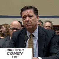 Weasel Comey Names the THREE People He Gave His Classified Trump Memos To (VIDEO)