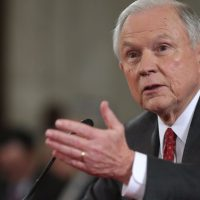 "Is Something Brewing? Sessions Says He Appointed Someone ""Outside of Washington"" to Look at Allegations House Judiciary Committee Sent DOJ"