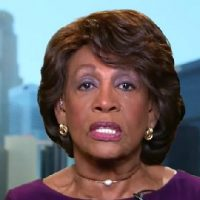 CONFUSION: Maxine Waters claims Trump sought 'back panel' with Russia