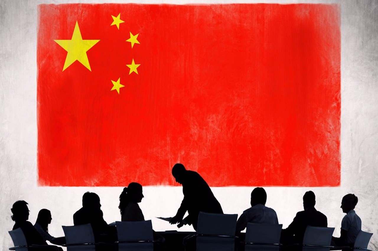 China joins MSM and Federal Reserve in trying to tank the stock market