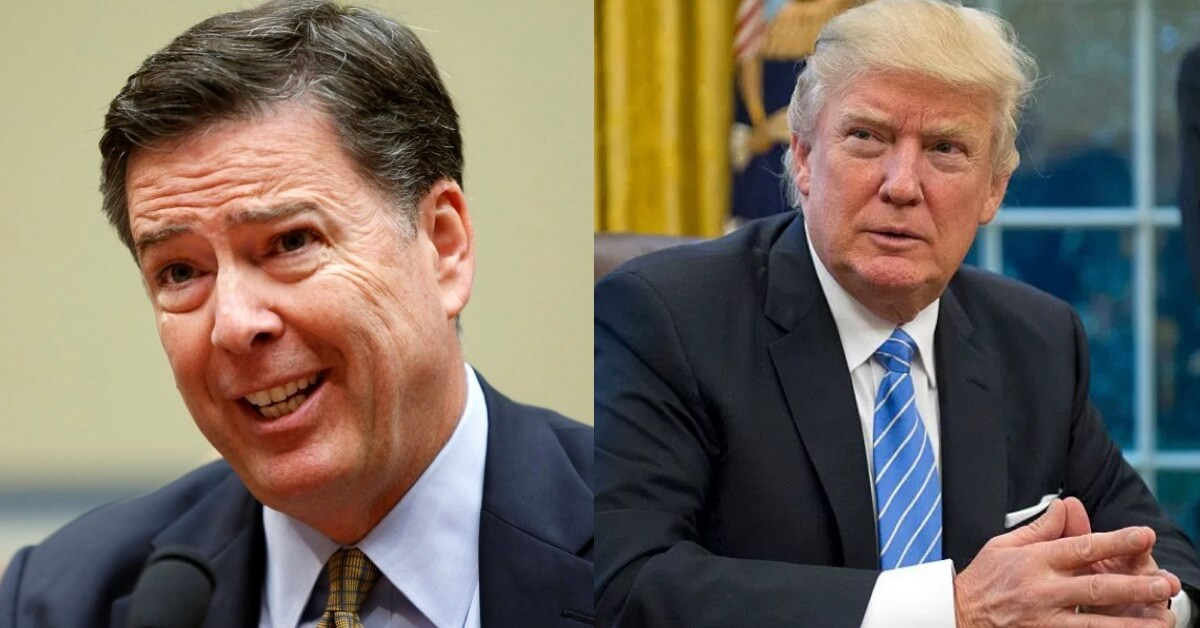 POTUS RIPS James Comey's 'Rigged' Hillary Investigation ...