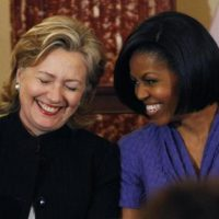 Why Did Michelle Let Her Husband Defeat a Highly Qualified Woman?
