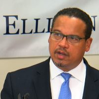 DNC Deputy Chair Keith Ellison Calls For A 'Maximum Wage' (AUDIO)