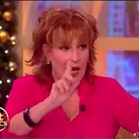 PIGS FLY: Joy Behar Gives Trump Credit on North Korea In Must See Video