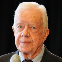 Jimmy Carter Takes a Shot at Trump 'Apparently Americans Want a Jerk For President' (VIDEO)