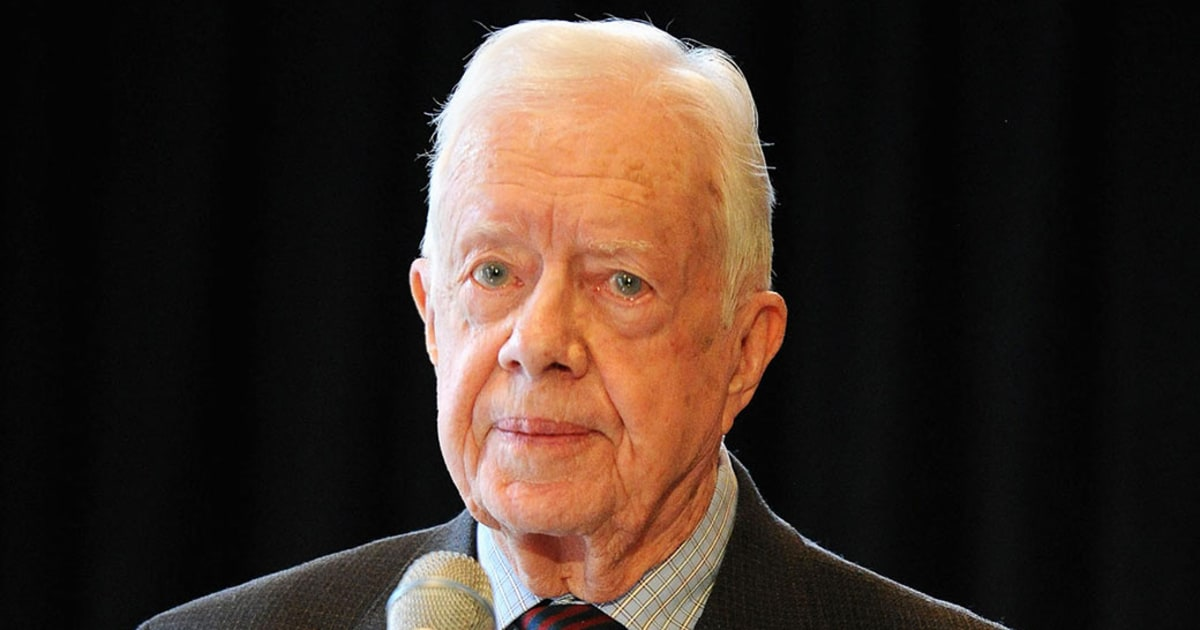 Jimmy Carter The Paintings of Jimmy Carter Author Programs December 5 2018 Booksigning