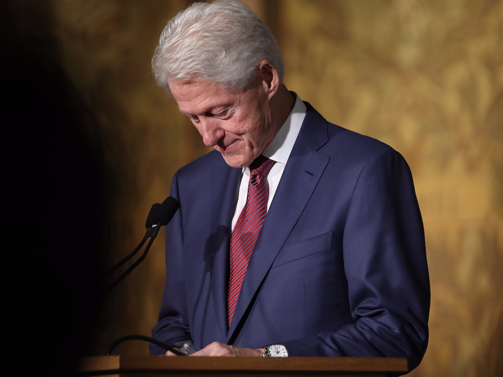 Bill Clinton Says Haiti Relief Funds Didn't Pay for ...