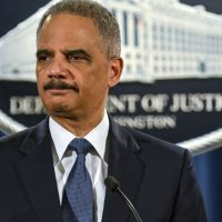 REPORT: Eric Holder Considering Run For President In 2020 (VIDEO)