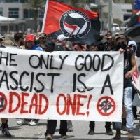 Far Left Antifa Activists Openly Chant to Murder Conservatives (VIDEO)