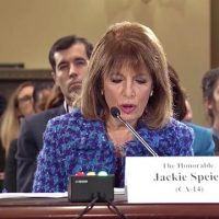 "Angry Old Bat Jackie Speier Claims Trump's Tweets ""Obstruct Justice"", Threatens To ""Fire"" POTUS If He Removes Mueller"