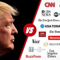 HISTORIC BIAS: Study Finds 91% Broadcast Coverage Of President Trump Negative
