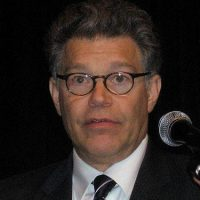 Lucky us, Al Franken wants back in