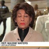 Maxine Waters warns 'Trump-type' woman to 'go home' after threatened by campaign worker