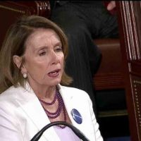 BREAKING VIDEO — Nancy Pelosi Attacks Republicans For Criticizing Her 'Crumbs' Comments