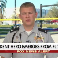Parkland Hero Colton Haab Names CNN Producer Carrie Stevenson as Person Who Censored Him at Anti-Gun Town Hall (VIDEO)