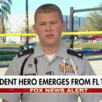 CNN Refused to Allow Florida Shooting Hero Colton Haab to Ask Questions at Town Hall That Didn't Fit Their Narrative (VIDEO)