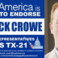 EXCLUSIVE: MARXIST DEMOCRATS PART 3: Derrick Crowe for U.S. Congress, Texas' 21st Congressional District