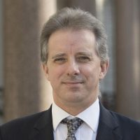 Christopher Steele reportedly worried about becoming the fall-guy for Russia hoax