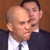 Sen. Cory Booker claims female scalp: KT McFarland quits fight for Singapore posting