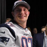 Gronk finds home ransacked: 'Multiple safes' & 'possible guns' taken in heist