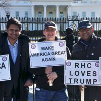 Hindu-Americans march on White House, demand justice for 200,000 'Legal Dreamers'