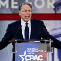 "NRA's Wayne LaPierre: ""European Socialists"" Are Taking Over The Democratic Party"