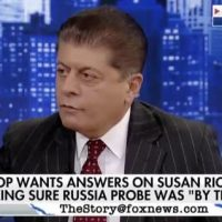 Judge Napoloitano: Only One Person Could Have Told Susan Rice to Write Memo… Obama (VIDEO)