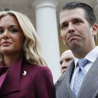New Details Emerge About Suspicious Letter That Sent Donald Trump Jr.'s Wife To The Hospital