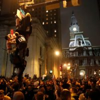 MAYHEM in Philly: Here Are the Most Insane Videos From the Super Bowl Riot