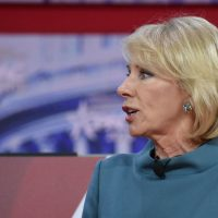 Betsy DeVos Urges Americans to Embrace 'Education Freedom'