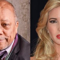 Despicable: Quincy Jones Claims He Dated Ivanka Trump Then Slams The President