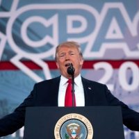 5 Things Trump Talked About While Wowing CPAC
