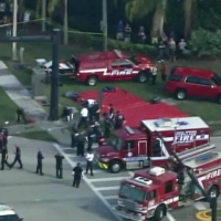 BREAKING: Gunman Opens Fire At Marjory Stoneman Douglas High School in South FL — 20-50 VICTIMS REPORTED (LIVE VIDEO FEED)