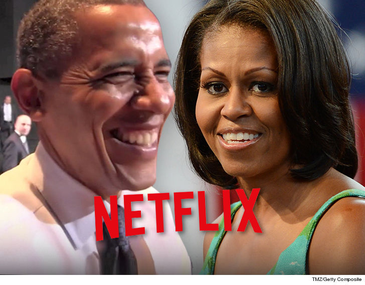 Netflix Stock is Plummeting in Response To Obama Show - Blunt Force Truth
